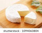 camembert cheese image   Shutterstock . vector #1094063804