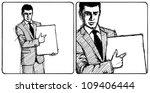 sketch  comics style... | Shutterstock . vector #109406444