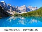 Lake Morraine Banff National Park - Fine Art prints