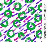seamless background pattern ...   Shutterstock .eps vector #1094088614