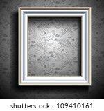 picture frame wallpaper... | Shutterstock . vector #109410161