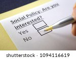 social policy  are you... | Shutterstock . vector #1094116619