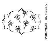 magic wand pattern   Shutterstock .eps vector #1094137877