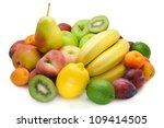 fresh  bright fruit   healthy... | Shutterstock . vector #109414505