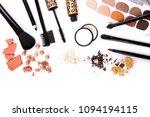 cosmetics makeup sets   Shutterstock . vector #1094194115