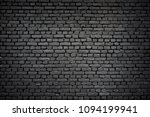 black wall as background ... | Shutterstock . vector #1094199941