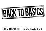 back to basics grunge rubber... | Shutterstock .eps vector #1094221691