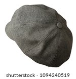 fashion hat  with  visor... | Shutterstock . vector #1094240519