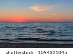 sea in the background of a... | Shutterstock . vector #1094321045