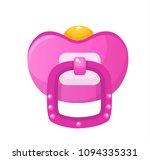 pacifier  vector illustration   Shutterstock .eps vector #1094335331