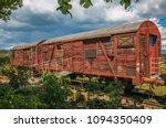 Photo Of Abandoned Old Train I...