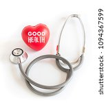 healthcare medical good health... | Shutterstock . vector #1094367599