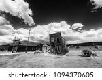 Ghost Town Bodie Is A - Fine Art prints