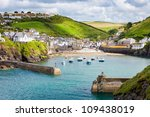 Fishing Village Of Port Isaac ...