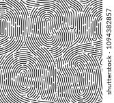 monochrome doodle abstract... | Shutterstock .eps vector #1094382857