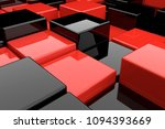 abstract background of black...   Shutterstock . vector #1094393669
