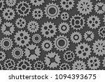 gears background. 3d rendering.   Shutterstock . vector #1094393675