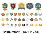 calendar  time  icon | Shutterstock .eps vector #1094447531