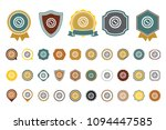 vector  compass  icon | Shutterstock .eps vector #1094447585