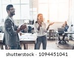 great work. group of business... | Shutterstock . vector #1094451041