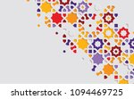 arabic arabesque design... | Shutterstock .eps vector #1094469725
