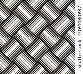 vector seamless pattern. modern ...   Shutterstock .eps vector #1094480987