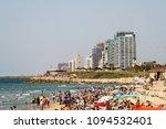 tel aviv  israel   april 07 ... | Shutterstock . vector #1094532401