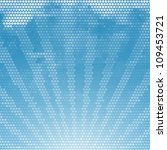 blue sky mosaic vector... | Shutterstock .eps vector #109453721