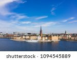 panorama of stockholm  sweden | Shutterstock . vector #1094545889