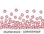 social media marketing...   Shutterstock .eps vector #1094559569