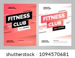 vector layout design template... | Shutterstock .eps vector #1094570681