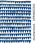 brush stroke triangle...   Shutterstock .eps vector #1094602331