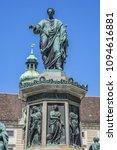 view of emperor franz i of...   Shutterstock . vector #1094616881