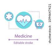 healthcare service concept icon....   Shutterstock .eps vector #1094647421