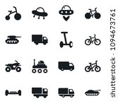 set of simple vector isolated... | Shutterstock .eps vector #1094673761