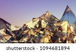modern glass and steel... | Shutterstock . vector #1094681894