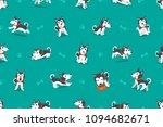 vector cartoon character...   Shutterstock .eps vector #1094682671