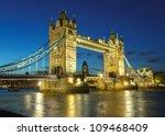 Bridge Night London Uk - Fine Art prints
