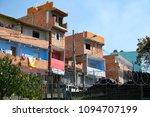 houses in paraisopolis  one of... | Shutterstock . vector #1094707199
