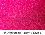 Blurred Blaze Pink Glitter...