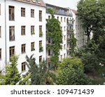 beautyful courtyard and... | Shutterstock . vector #109471439