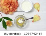 facial or hair mask from...   Shutterstock . vector #1094742464