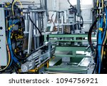 factory for aluminum and pvc... | Shutterstock . vector #1094756921