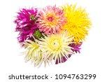 flowers of beautiful bouquet...   Shutterstock . vector #1094763299