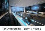 command center interior ...   Shutterstock . vector #1094774051