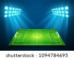 an illustration of football... | Shutterstock .eps vector #1094784695