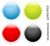 blue  green  red and black... | Shutterstock .eps vector #10947955
