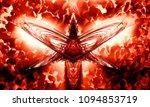 3d rendering of digital... | Shutterstock . vector #1094853719