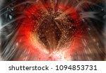 3d rendering of digital... | Shutterstock . vector #1094853731