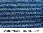 developing programming and... | Shutterstock . vector #1094870645